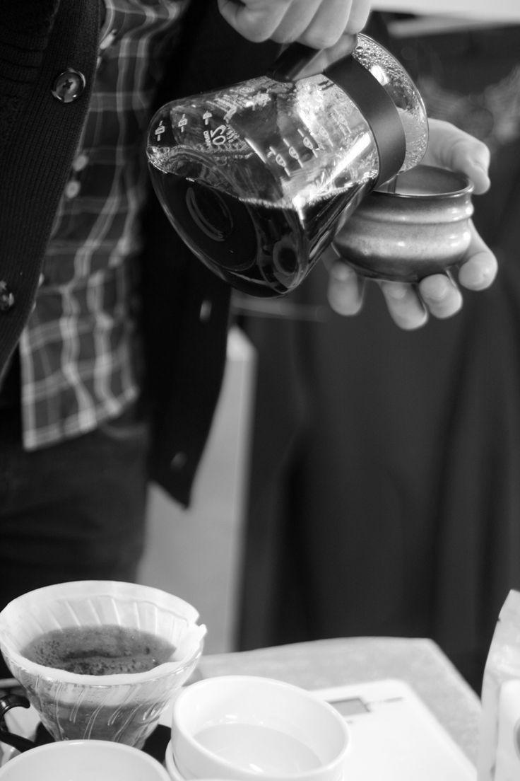 Handbrew V60 - Nordic Coffee - Light Roast - Bokasso