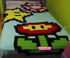 Resultado de imagen de sobre camas en crochet