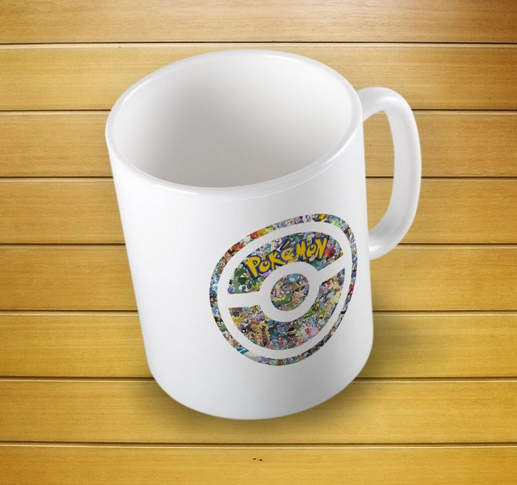 Gotta Catch Em All Pokemon Mug  #catcup #catchmug #catlovers #gottamug #animemug #pokemon #pokemonmug #pikachu #mugs #mug #whitemug #drinkware #drink&barware #ceramicmug #coffeemug #teamug #kitchen&dining #giftmugs #cup #home&living #funnymugs #funnycoffecup #funnygifts