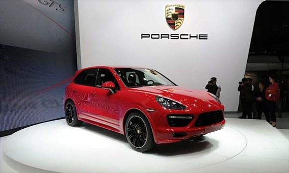 2013 #Porche Cayenne GTS  never going to happen - but beautiful!