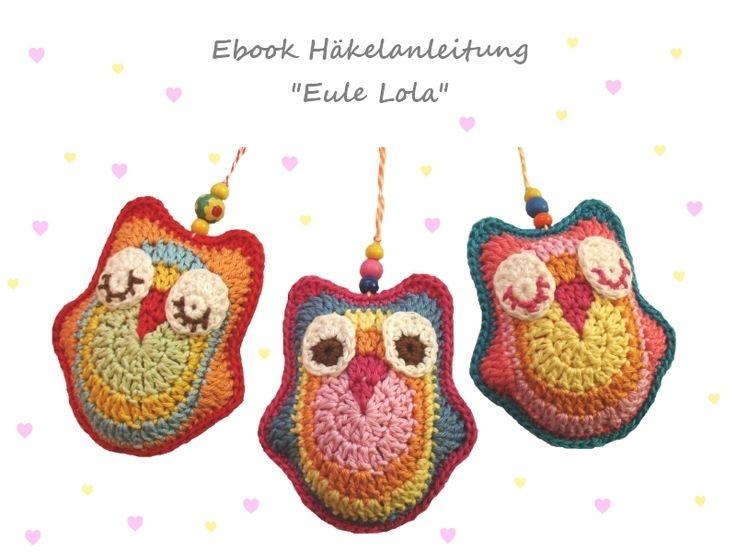 Amigurumi Cute Owl Twins : 1000+ images about Amigurumi owls on Pinterest Free ...