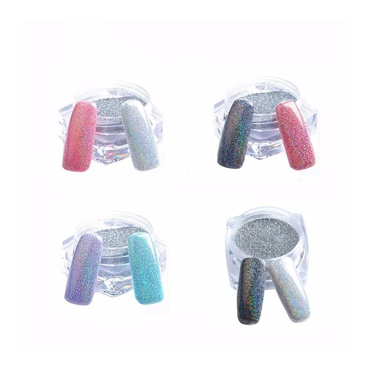 Pigment Holografic Luminescent | Magic Nails gelové nehty