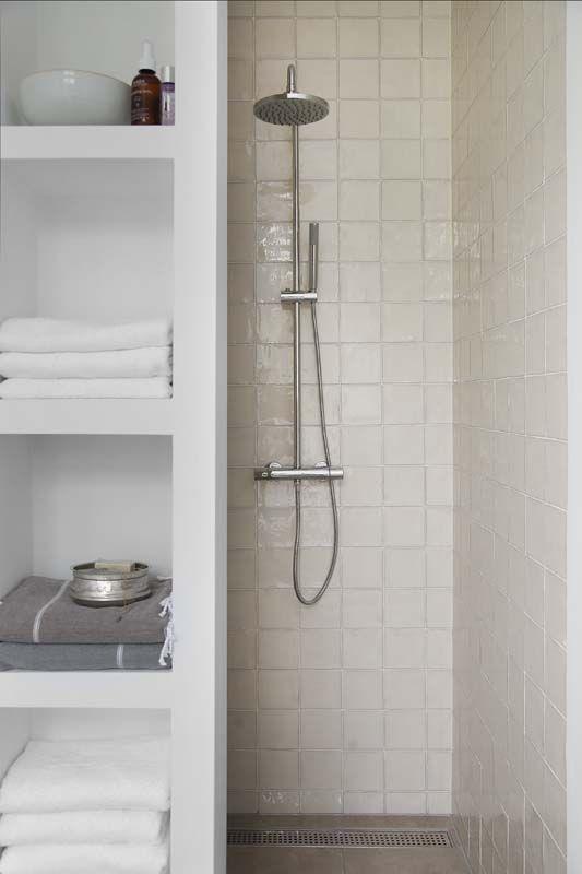 KARWEI | Geef je badkamer een frisse opknapbeurt en stem alles perfect op elkaar af. Het resultaat: een badkamer die oogt als een private spa. #karwei #badkamer #wooninspiratie