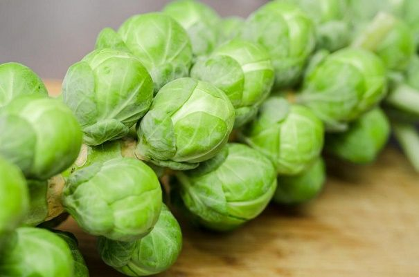 Super Skin Foods - Brussel Sprouts