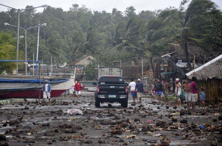 Typhoon Haiyan compounds Philippines earthquake devastation - Telegraph - please read this and pray for these people too - they seem to be forgotten and in great need...pray
