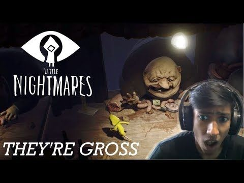 Tell me what you think of this? Little Nightmares | They're gross | Part 8 https://youtube.com/watch?v=grlR7CKCWls