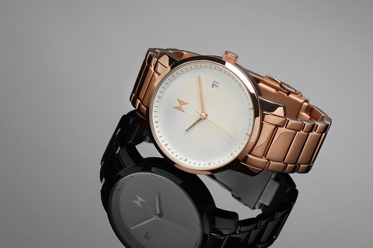 white rose gold mvmt watches birthday present perhaps. Black Bedroom Furniture Sets. Home Design Ideas