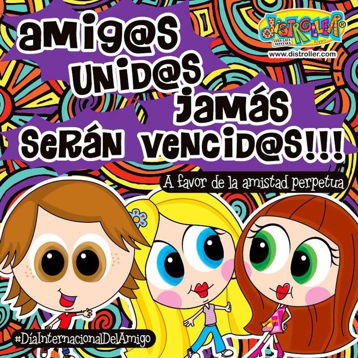 Día Internacional del amigo!!!