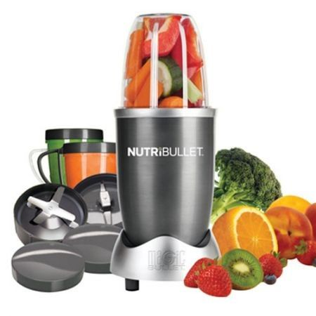 Nutribullet 600 Series Nutrition Extractor – Graphite