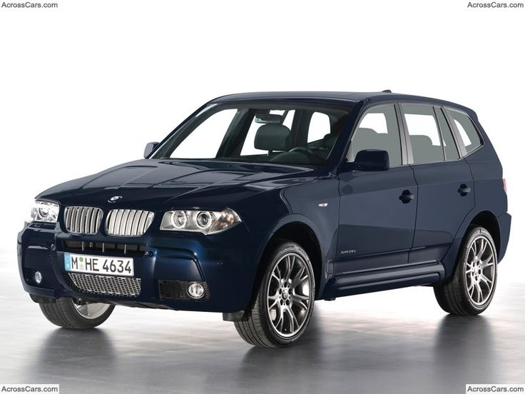 BMW X3 Limited Sport Edition (2009)