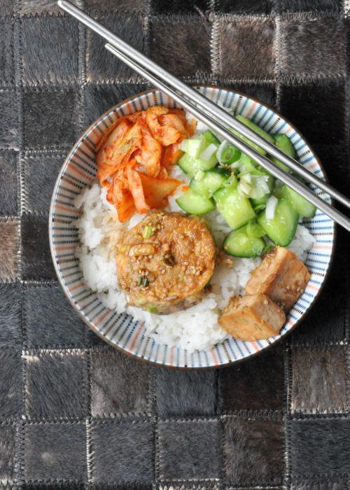 Repas coreen