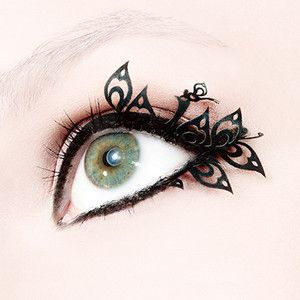 Peacock Lashes Full now featured on Fab.