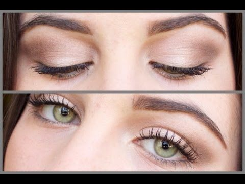 """Naked 2 Daytime Look: """"Tease"""" in crease and transition; """"Snakebite"""" in outer corner and crease; blend; """"Snakebite"""" on lower lashline; """"Bootycall"""" over lid; """"Chooper"""" transition between lid and corner; """"Foxy"""" on browbone"""