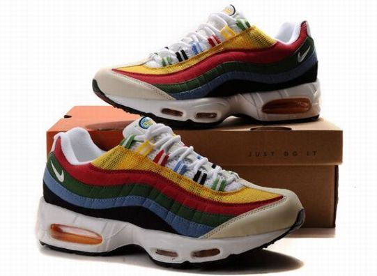 Nike Air Max 95 Men's Mexico World Cup