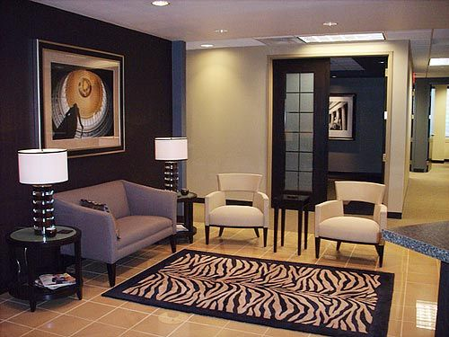 Law office lobby design google search commercial for Interior design law office