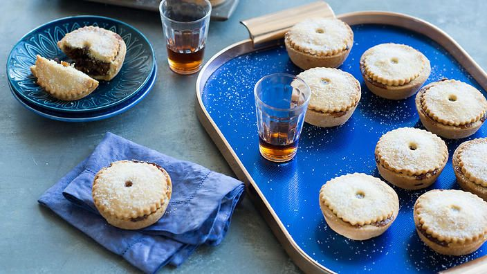 Fruit mince #pies – yay or nay? Anneka Manning's are excellent, especially when served warm with a scoop of ice-cream. Check out our Bakeproof column for tips and recipes.