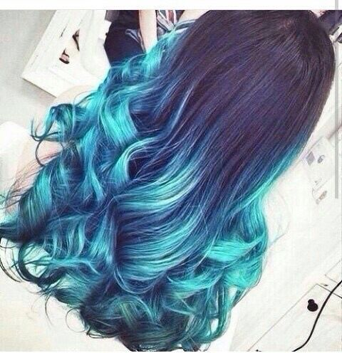Curl Ombre'