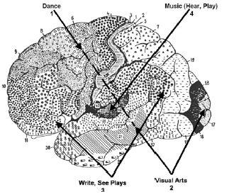 Estrategias basadas en el funcionamiento del cerebro