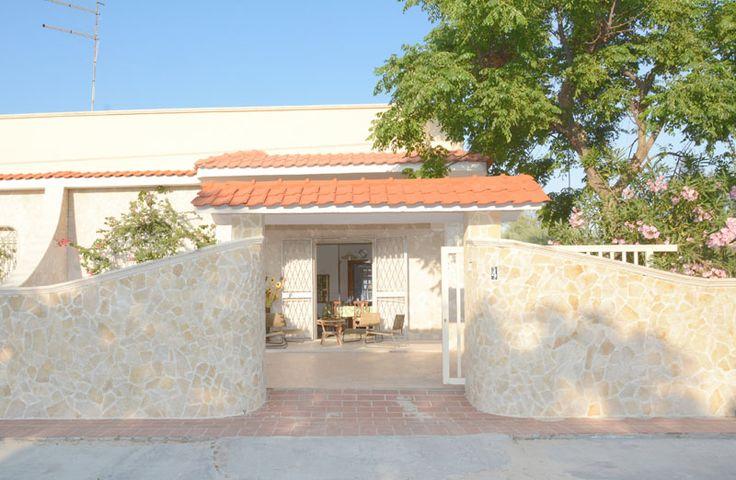 Villa Ester con giardino a 70 metri dalla spiaggia di #PuntaProsciutto