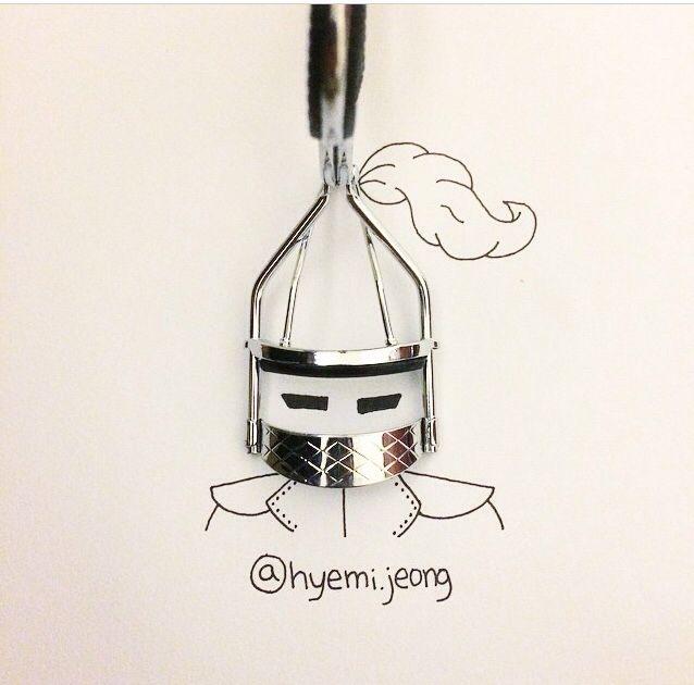 Creative Artworks by Hyemi Jeong