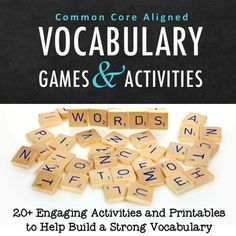 It is no secret that vocabulary is the foundation of academic success, yet…