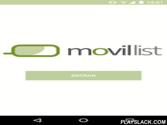 Movil List - Ofertas Y Tiendas  Android App - playslack.com ,  Ver. 7.0Ahora todo nuevo!Nuevo contenido, nueva forma de búsqueda, nuevo diseño!Movil List: Una aplicación útil para el usuario.Paginas Amarillas y Ofertas ComercialesRestaurantes, Hoteles, Carrefour, Lidl, Día, ... y mucho mas; todas las ofertas actuales de tu ciudadDescárgate la App Movil List de forma gratuita y obtén la información comercial de tu ciudad.• Directorio¿Necesitas un electricista, un taller mecánico, un abogado?…