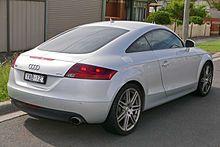 Audi TT - Wikipedia, the free encyclopedia