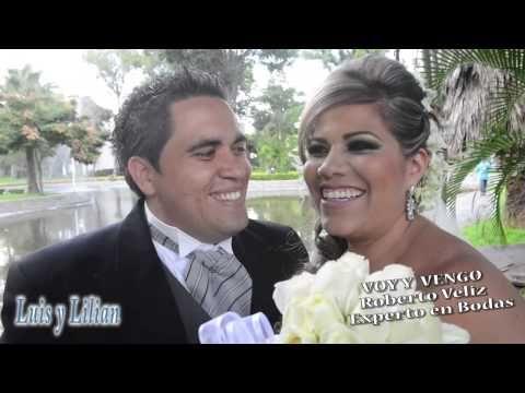 Robertoveliz experto en bodas