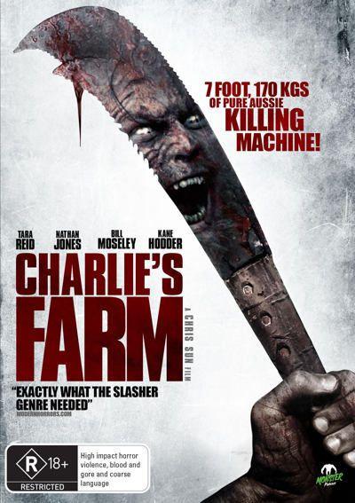 Charlies Farm (2015) Blah