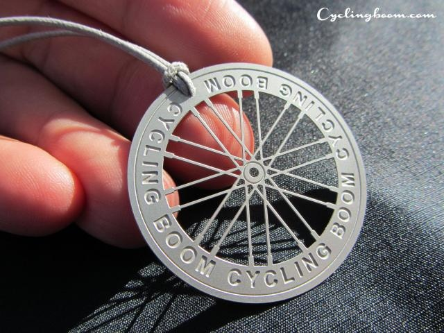 Necklace   Inspired By bicycle Wheel    Cycling boom $5