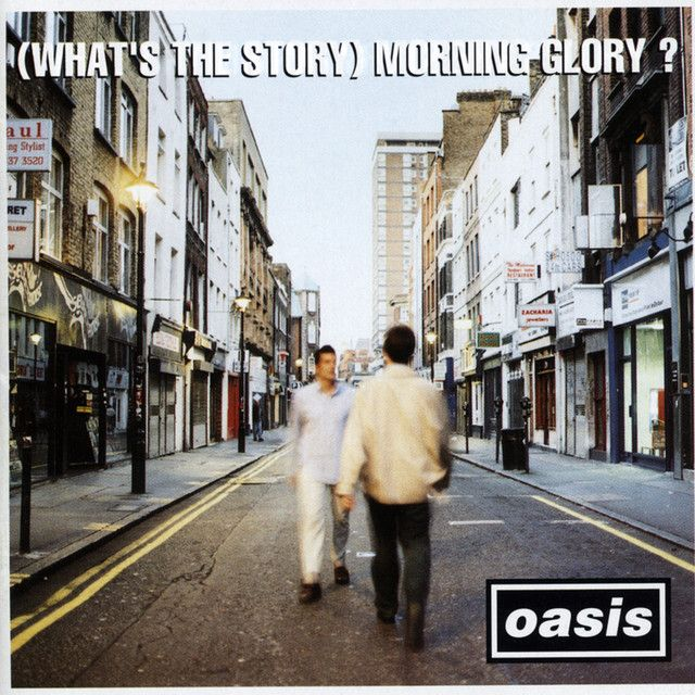 Wonderwall, a song by Oasis on Spotify
