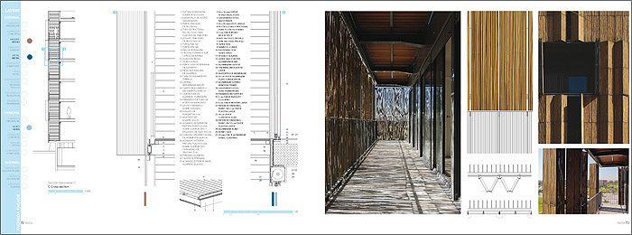 Construction details. FOREIGN OFFICE ARCHITECTS. Madrid. España #housing #vivienda DENSITY SERIES Published in HoCo Density Housing Construction and Costs http://aplust.net/tienda/libros/Serie%20Densidad/HoCo%20%28Density%20Series%29/