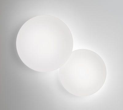 Applique Puck Double Blanc - Vibia
