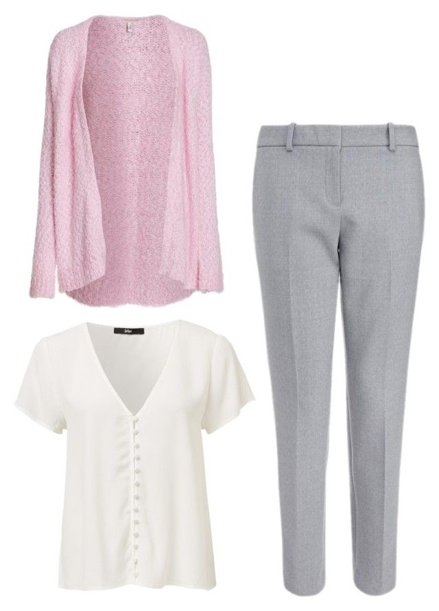 """""""Look mujer 8"""" by angelaguirrem on Polyvore featuring moda y NLY Trend"""