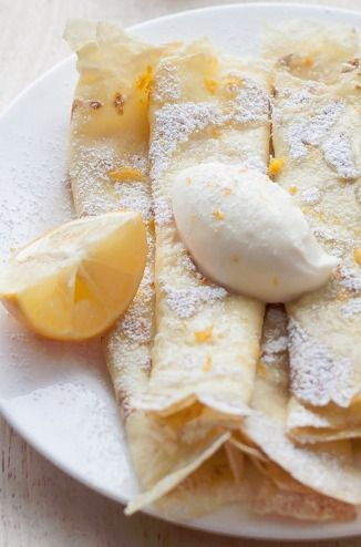 ... Crepes on Pinterest | Crepe recipes, French crepes and Crepe cake