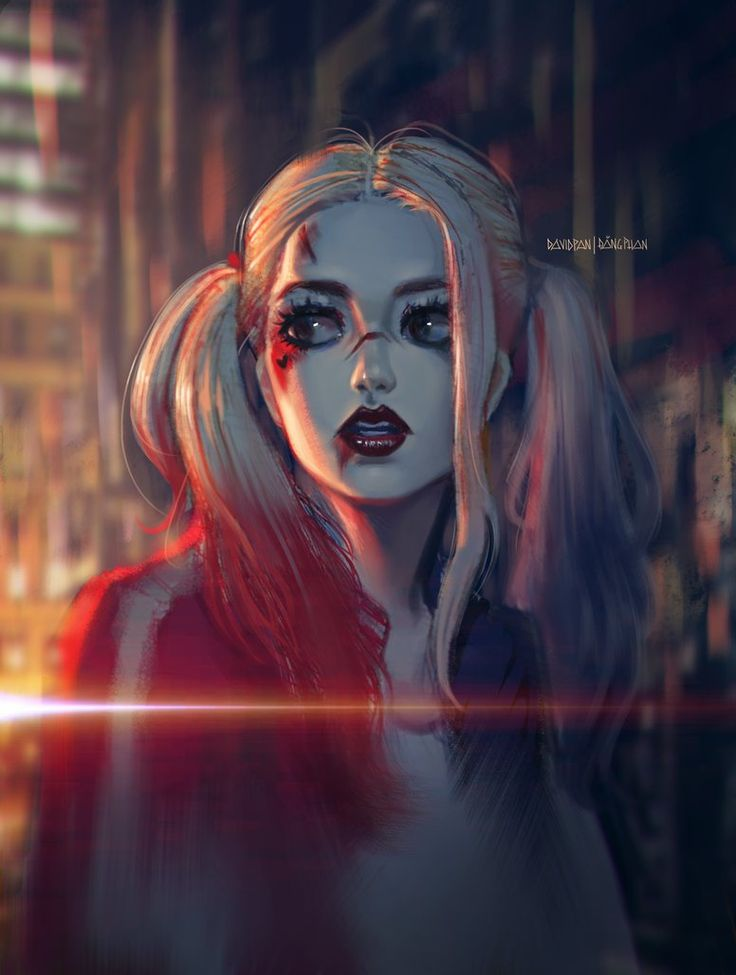 Harley Quinn by DavidPan on DeviantArt