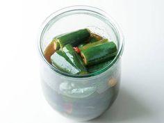 たたききゅうりの酢じょうゆ漬けレシピ 講師は栗原 はるみさん 使える料理レシピ集 みんなのきょうの料理 NHKエデュケーショナル