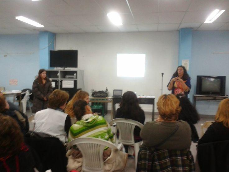 Bibliotecarios de la Región Novena de la Prov. de Buenos Aires. Argentina. CENDIE y PPL: MORENO