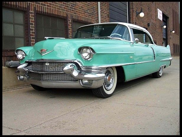 1956 Cadillac Coupe Deville Classiccars1956cadillac Dream Car