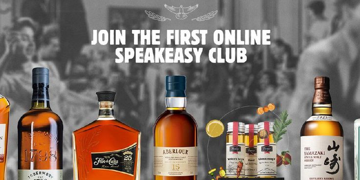 Our members enjoy an ever-changing selection of craft and premium Spirits, curated by experts from over 15,000 bottles of Whisky, Bourbon, Gin, Cognac and Rum. Holy shit, sign me up for this.