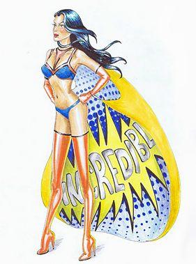 victoria's secret fashion sketches - Google Search