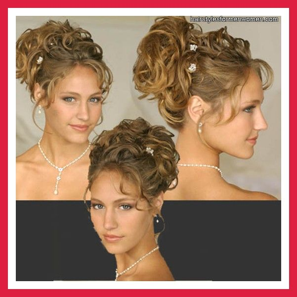 Wedding Hairstyles For Medium Hair Dailymotion : Best curly wedding updo ideas on naturally