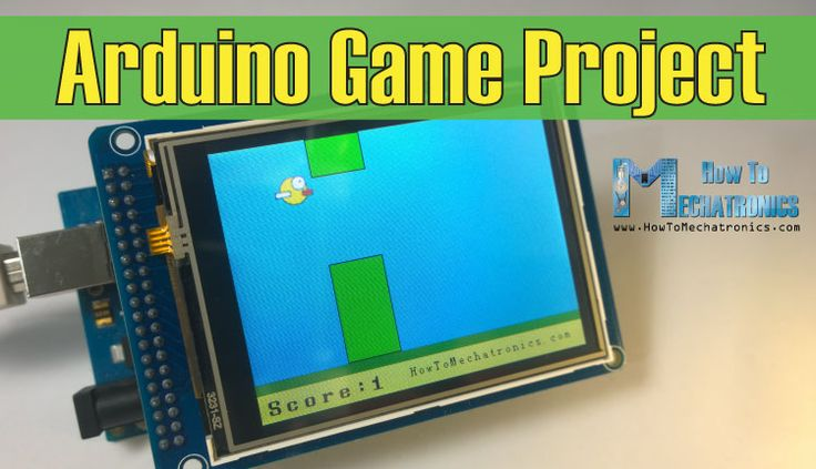 In this arduino project we will make a cool game