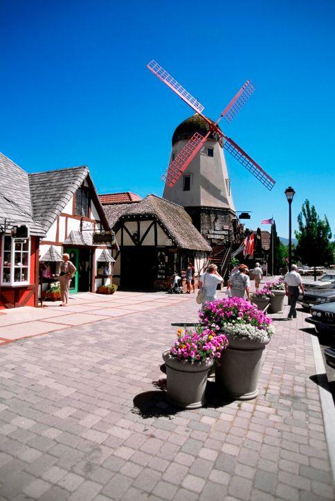 Solvang, Kalifornien