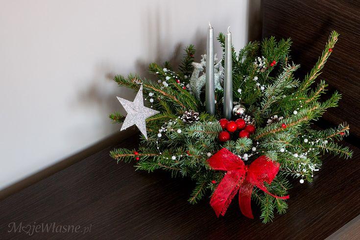 stroiki i wianki świąteczne – Moje Własne