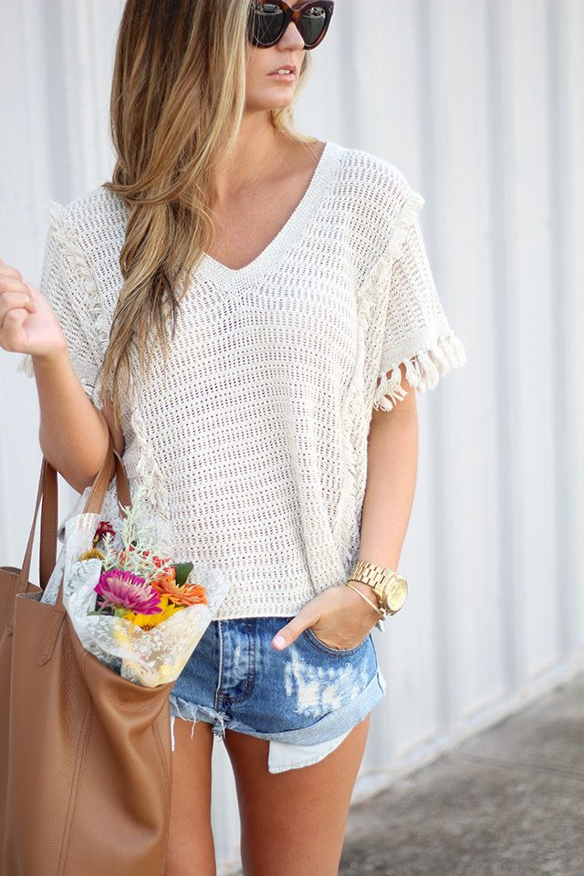 For All Things Lovely: Farmers Market Style