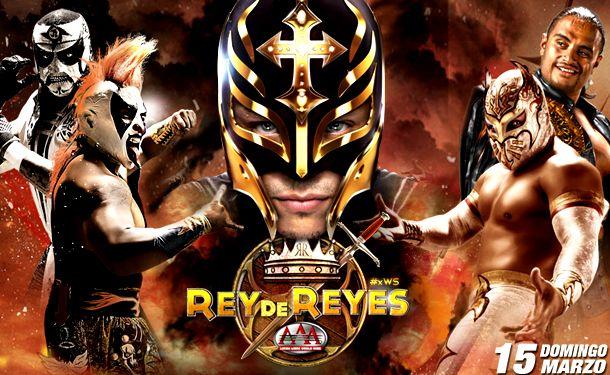 MÉXICO - Durante la presentación de la nueva imagen de la empresa mexicana de lucha libre AAA, se dio la primicia de la creación de la primera Copa Mundial ...