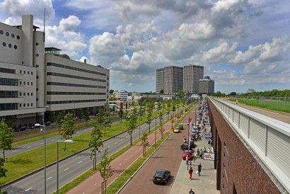 Stadshavens Rotterdam: M4H, brownland turns experimental and creative hub