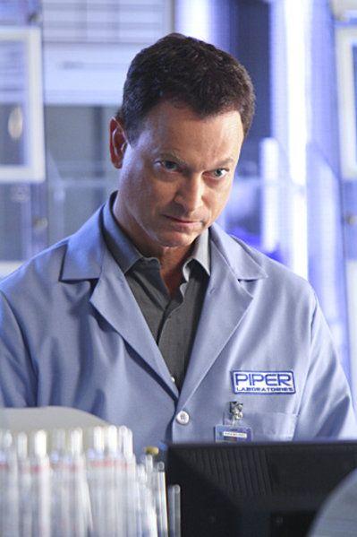 Gary Sinise in CSI: NY