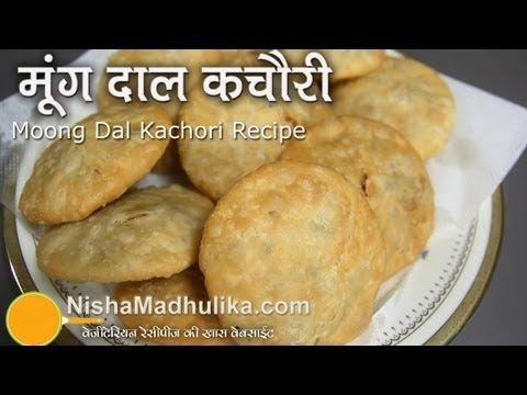 Khasta Kachori Recipe - Crispy Dal Bhari khasta Kachori - YouTube